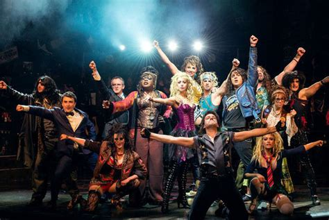 Rock of Ages Musical Ticket @ New Wimbledon Theatre | London