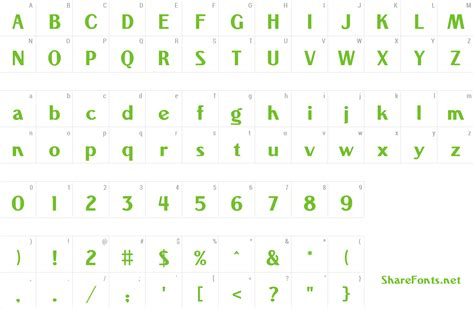 Download Free Font Fisher-Price Gothic