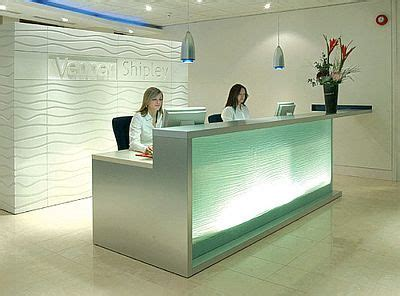 Kays Fittings: RECEPTION AREAS | Corporate interior design