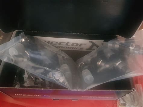 For Sale - brand new Id 1050x injectors never used | SRT