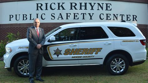 Moore County sheriff loses to challenger - News - The
