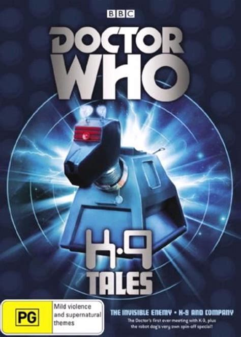 Dr Who: K9 Tales, DVD   Buy online at The Nile
