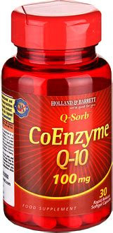Holland & Barrett CoEnzyme Q10 Review | Authority Reports