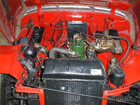 MG Midget Picture Page