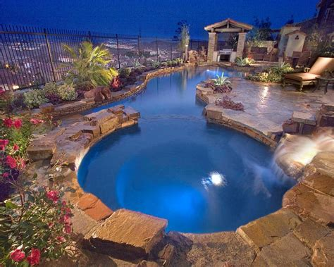 Pool Deck Materials - Landscaping Network