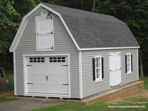 2 Story Barn Sheds | Photos | Homestead Structures
