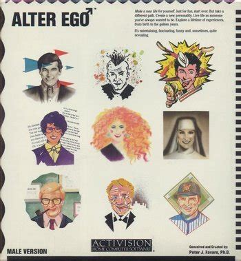 Alter Ego (Video Game) - TV Tropes