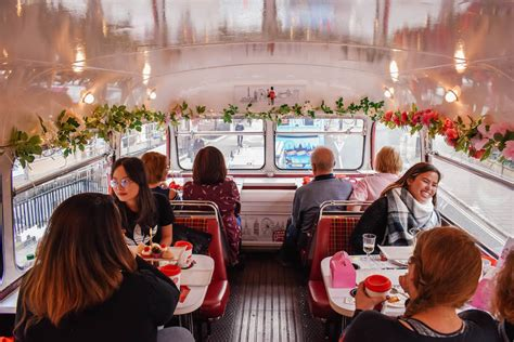 B Bakery Bus Tour: The BEST Afternoon Tea Bus Tour In London