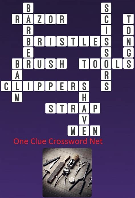 Barber Tool - Get Answers for One Clue Crossword Now
