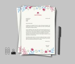 Business Stationery Printing, Personalised Branded Company