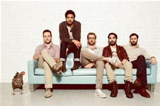 Young The Giant on Baeble Music