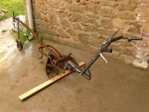 Adapted Tools for Organic Farming