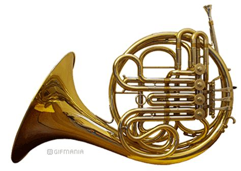french horn Animated Gifs ~ Gifmania
