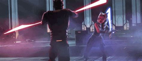 Star Wars Lightsaber GIF by aiptcomics - Find & Share on GIPHY