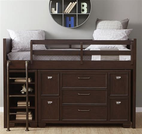 Clubhouse Twin Loft Bed by Samuel Lawrence Furniture