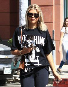 Sofia Richie Plastic Surgery Before After, Breast Implants