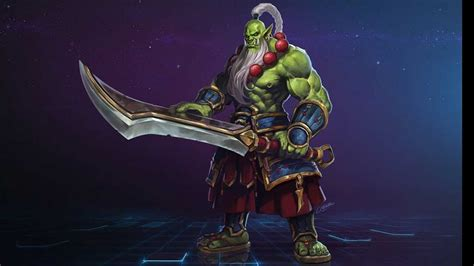 Warcraft Blademaster Samuro heads to Heroes of the Storm