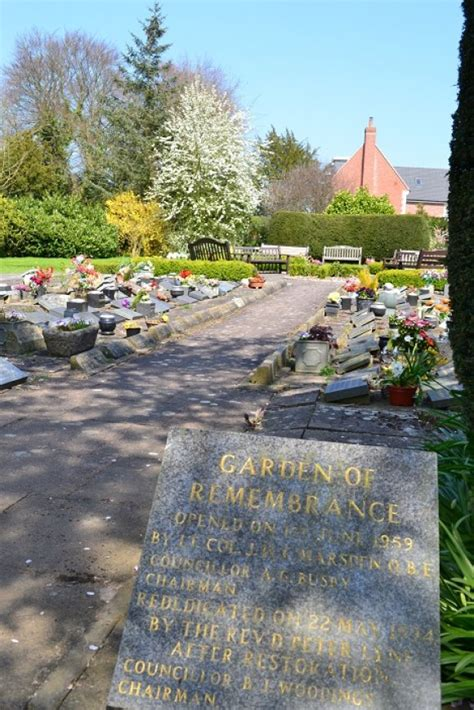 Gallery - Hazelwood Road Cemetery Garden of Remembrance