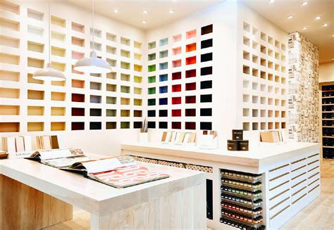 Little Greene First UK Store - Painting and Decorating News