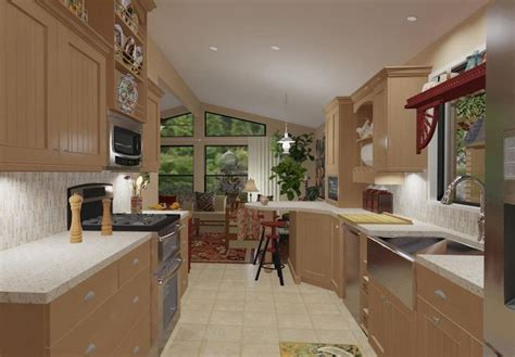 Interior Pictures Triple Wide Mobile Homes   Mobile Homes