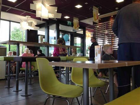 McDonald's Restaurant | Tothill Services, Burghclere