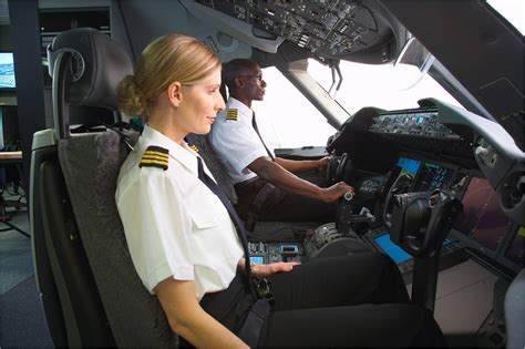 Boeing highlights the need for more women pilots in latest