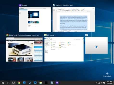 KB Parallels: How to disable Task View gesture in Windows