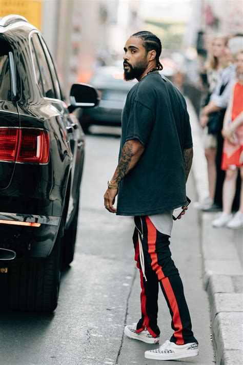All the Best Street Style from Paris Men's Fashion Week