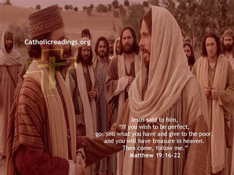 Sell What You Have and Give to the Poor - Bible Verse of