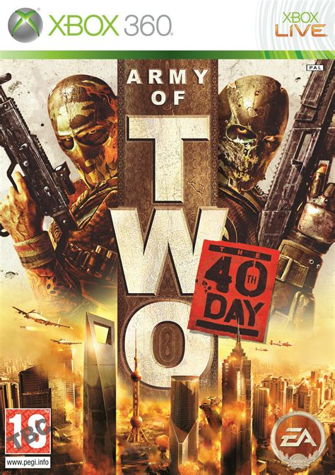 Army of Two: The 40th Day X360, PS3, PSP game - Mod DB