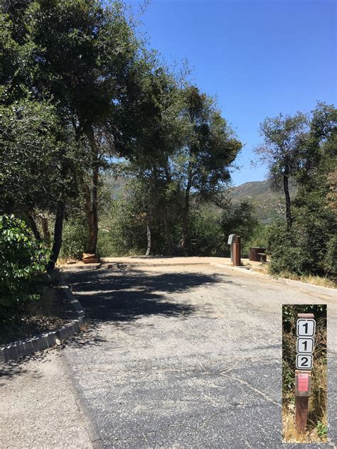 Silverwood Lake Camping Information - The Camp Site - Your