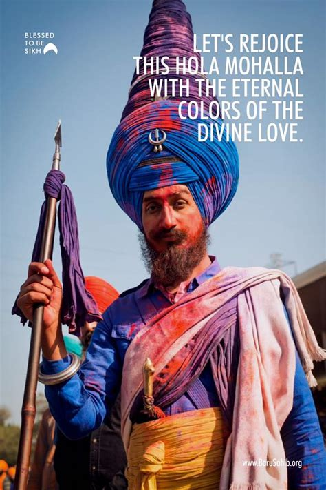 Let's rejoice this Hola Mohalla with the eternal colors of