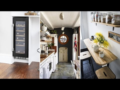 Kitchen island with breakfast bar: types and design ideas
