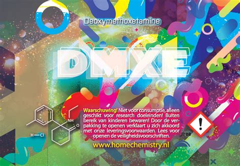 DMXE | Research Chemicals | Homechemistry