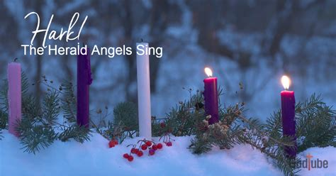 Hark! The Herald Angels Sing - Lyrics, Hymn Meaning and Story
