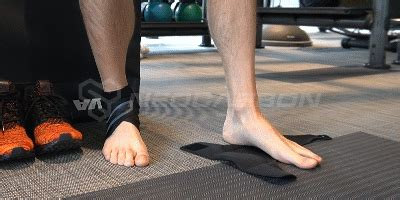 Ankle Support Straps (Pair) for Athletes | Sports Ankle