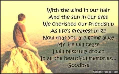 Goodbye Messages for Friends: Farewell Quotes in
