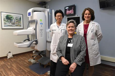 New Center At Middlesex Hospital Aimed At Breast Cancer