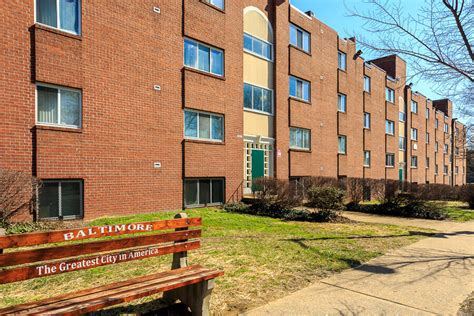 Pedestal Gardens Apartments Located in Baltimore, MD