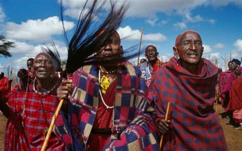 Khoisan people of South Africa were once the most populous