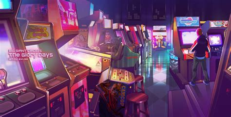 5 Arcade HD Wallpapers   Background Images - Wallpaper Abyss