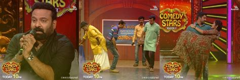 Asianet Comedy Stars On Every Seven Days - Monday To