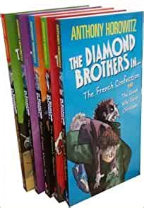 Diamond Brothers Detective Agency Collection By Anthony