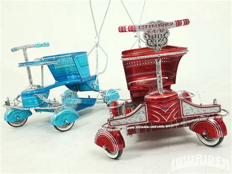 1949 & 1948 Taylor Tot Strollers - Lowrider Magazine