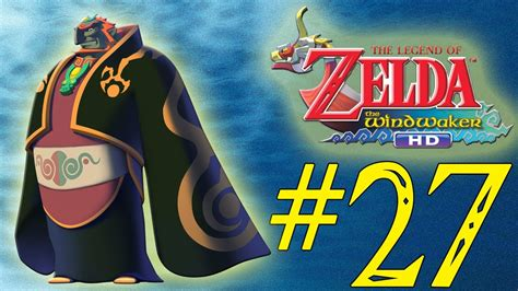 Let's Play TLOZ: The Wind Waker HD (Hero Mode: Savage