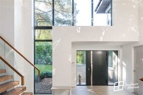 Bespoke glazing for new build in Pinner, North London